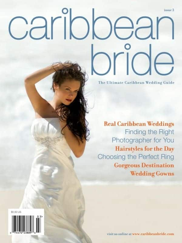 Caribbean Bride #3 Cover