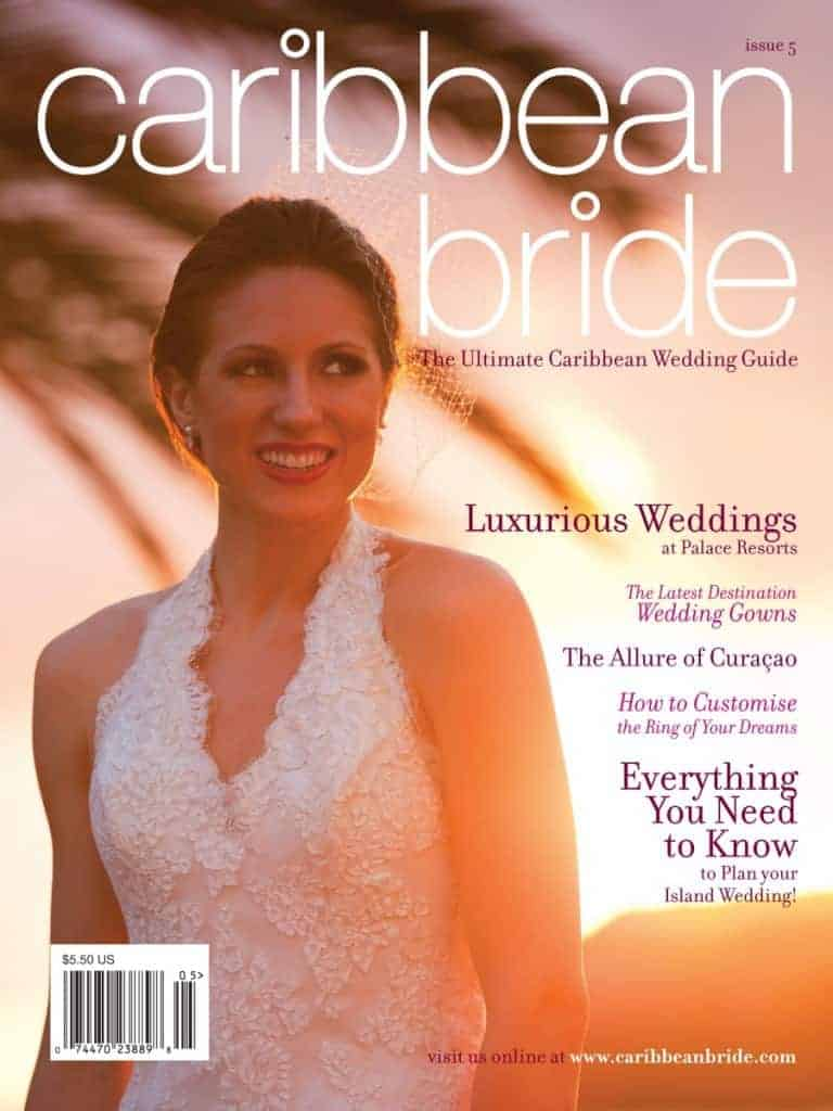 Caribbean Bride Issue 5 Cover