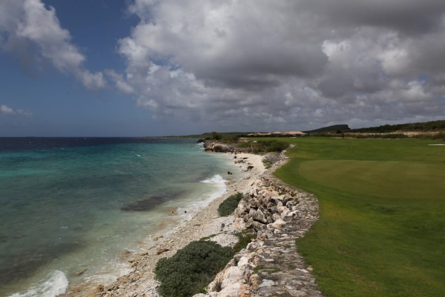 golf course in Curacao