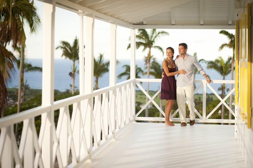 St. Kitts romance