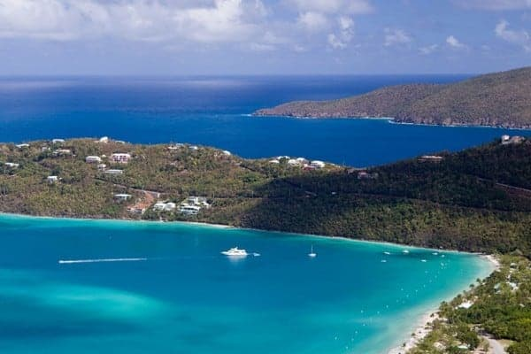 Magens Bay St. Thomas