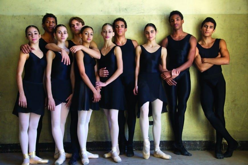 ballet group in Cuba