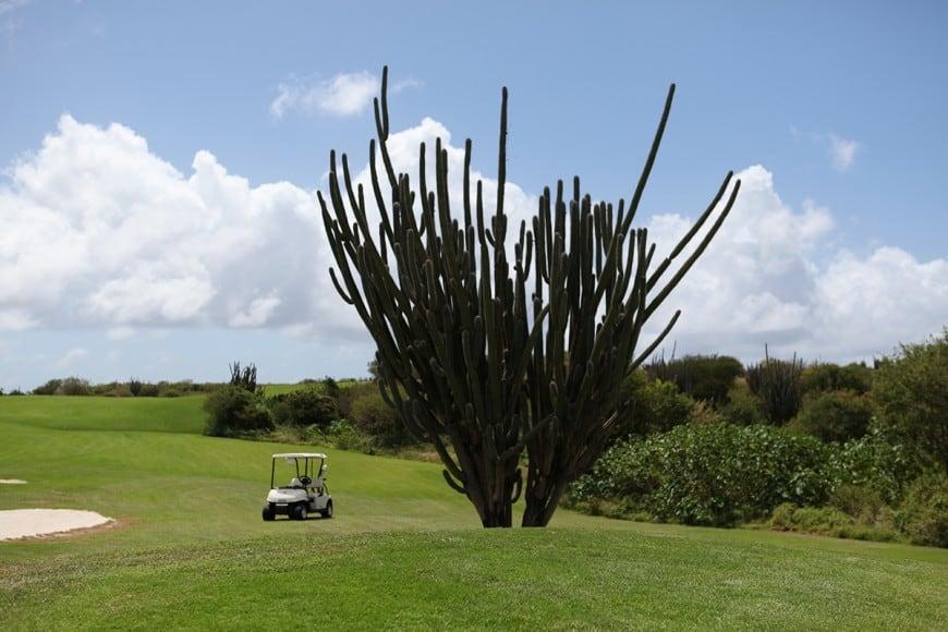 curacao golf