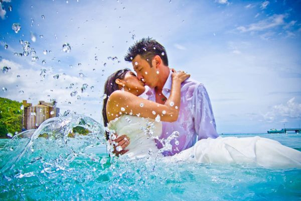 destination weddings in the Caribbean