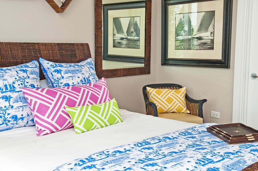 Cayman Islands Collection bedroom