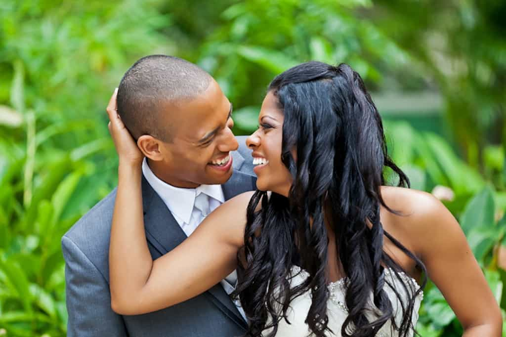 Real Wedding: Mikhailia & Olivier, Jamaica