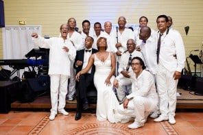 Real Wedding: Catherine & Max, Martinique
