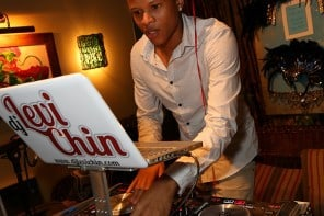 Meet a Caribbean Wedding Vendor: DJ Levi Chin
