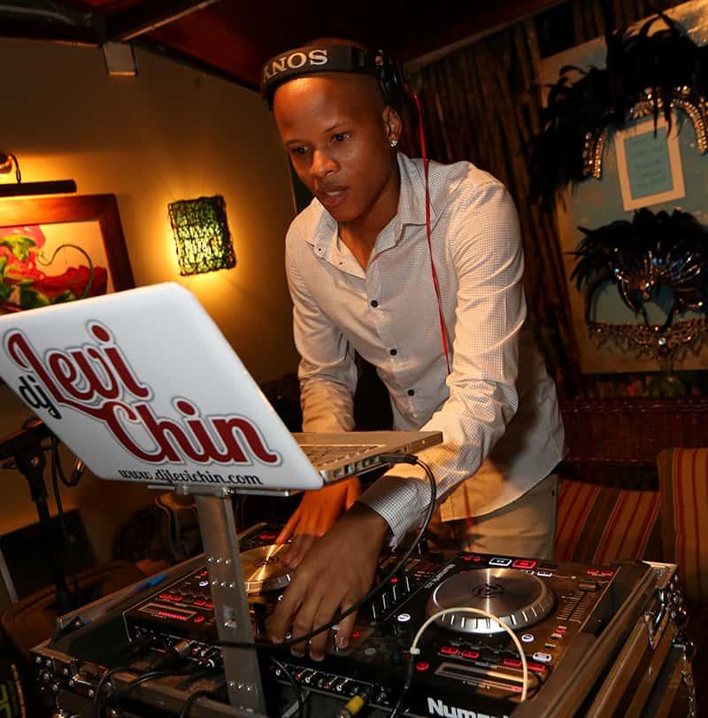 DJ levi chin