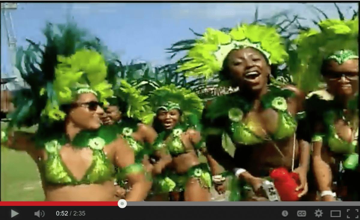 Crop Over Festival in Barbados