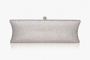 Our Bridal Accessory of the Week: The Brilliance Clutch