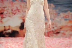 Our Destination Wedding Gown of the Week: by Claire Pettibone