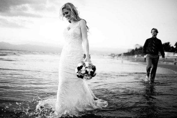 velas resorts wedding couple