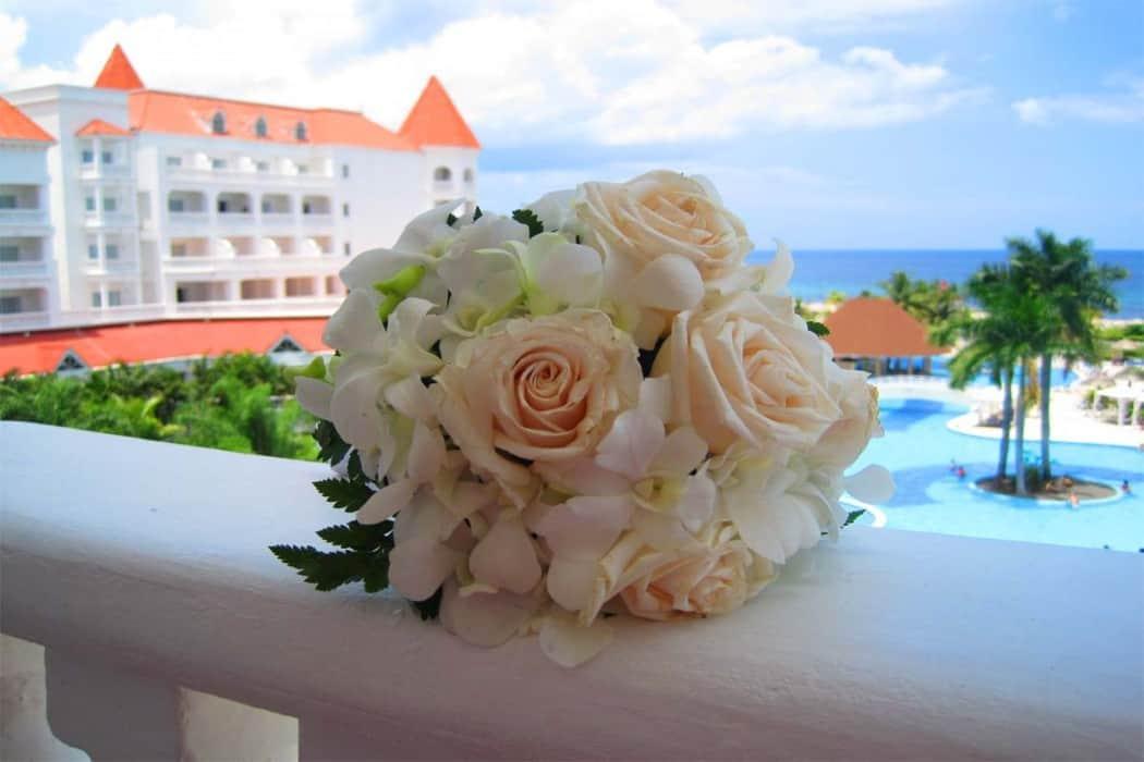 Beach Wedding bouqet