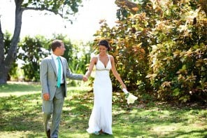 Real Wedding: Alaina & Aaron, Grand Cayman