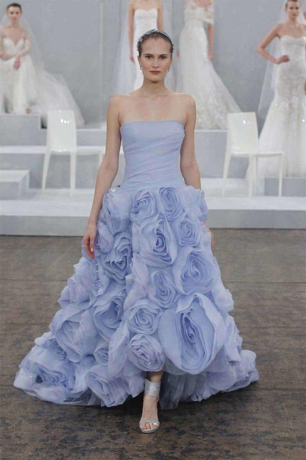 Monique Lhuillier Floressa dress