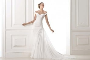 Our Beach Wedding Gown of the week: by Pronovias