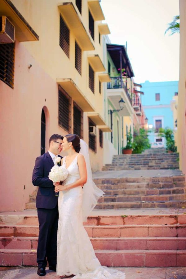 Real Wedding Puerto Rico