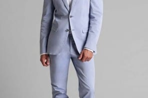 Destination Wedding Suit of the week: Guess by Marciano