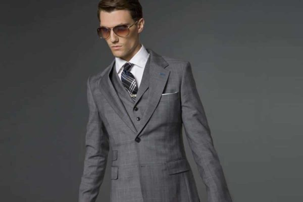 Indochino London Grey