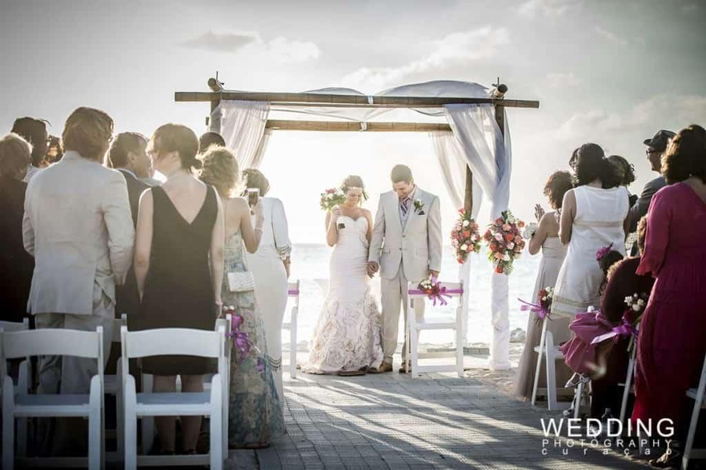 Hans van der Post Wedding