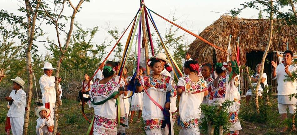 Vaquerias Merida Festival Mexico