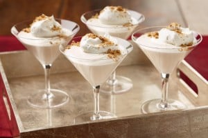 Gingerbread Martini Cocktail