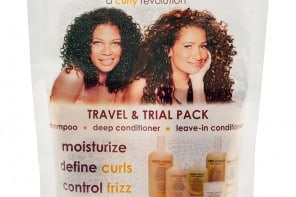 Hair care as you travel
