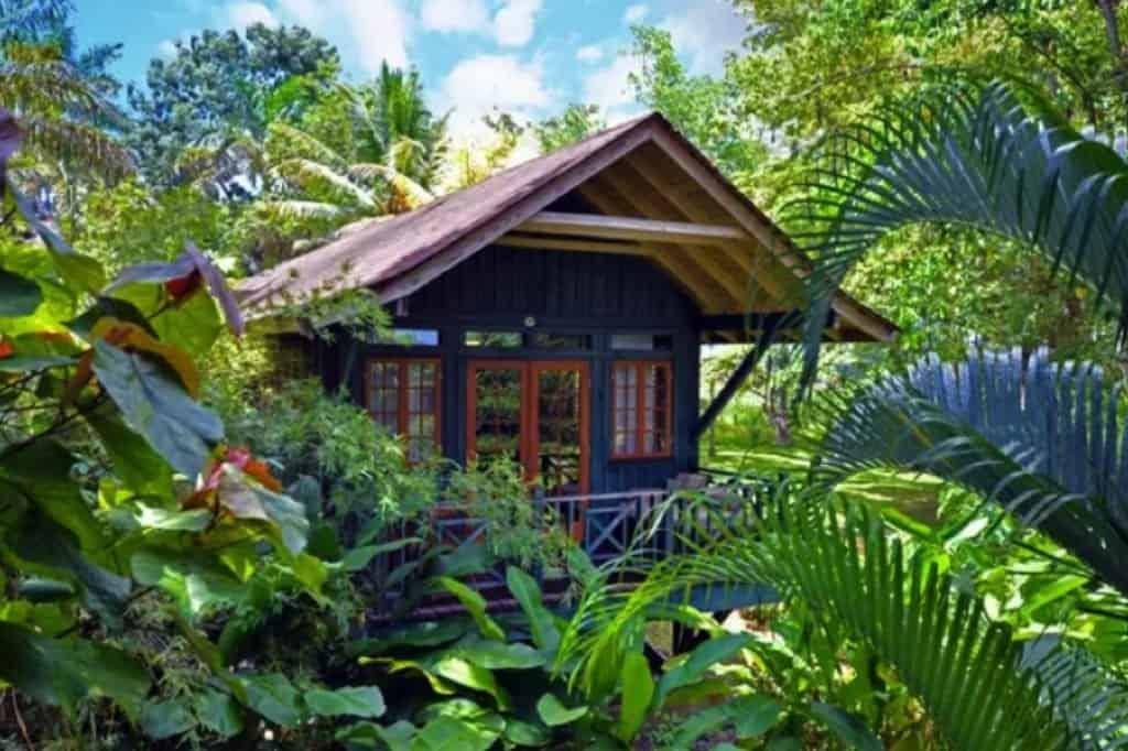 sunset resort in Jamaica