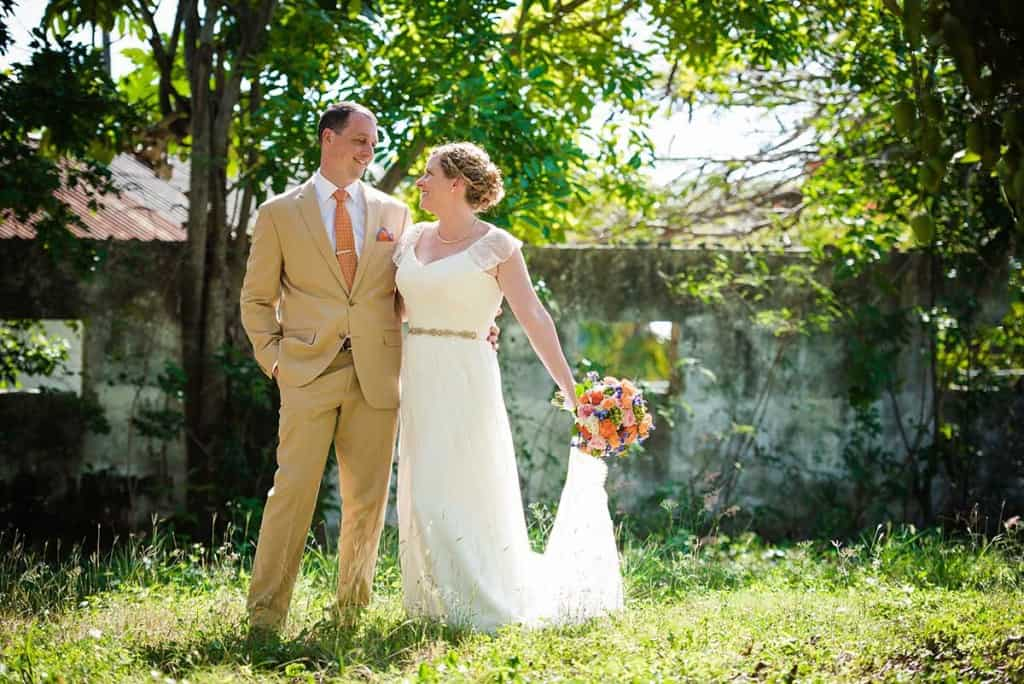 Real Wedding: Lisa & Jeff, Grand Cayman
