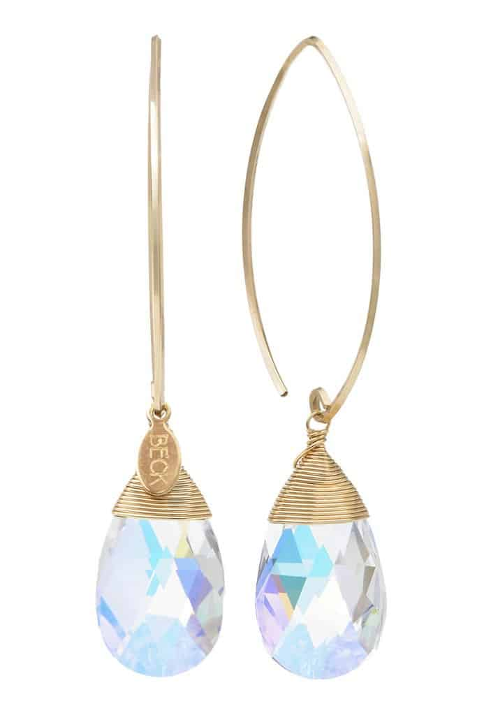 Beck Jewels Ice earrings