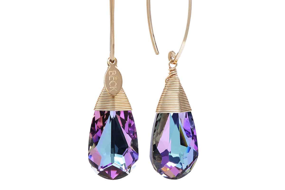 Beck Jewels Starburst earrings