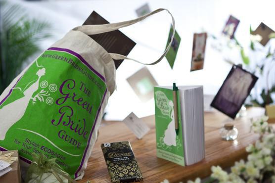 Green Bride Guide Bag FloatersWEB