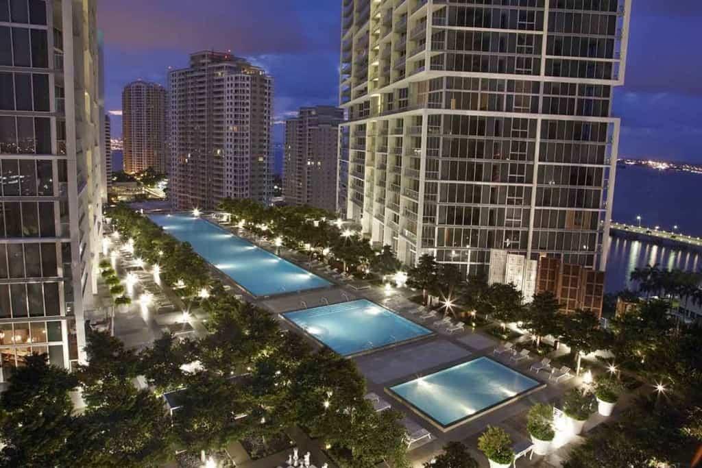 Night Exterior - Viceroy Miami