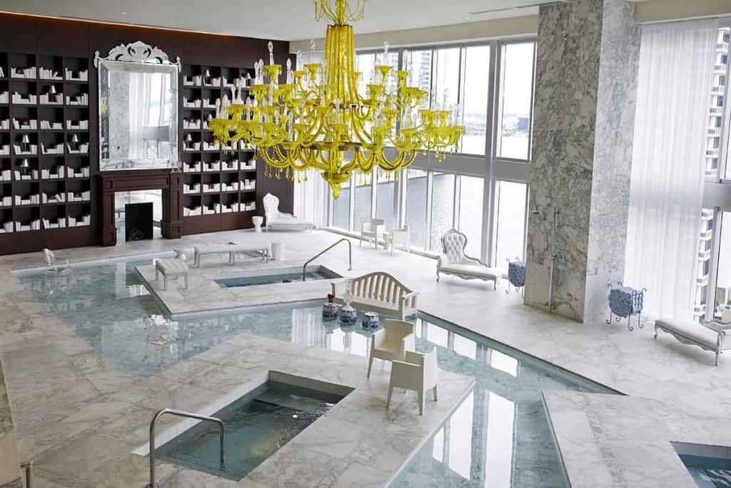 Spa Water Lounge - Viceroy Miami