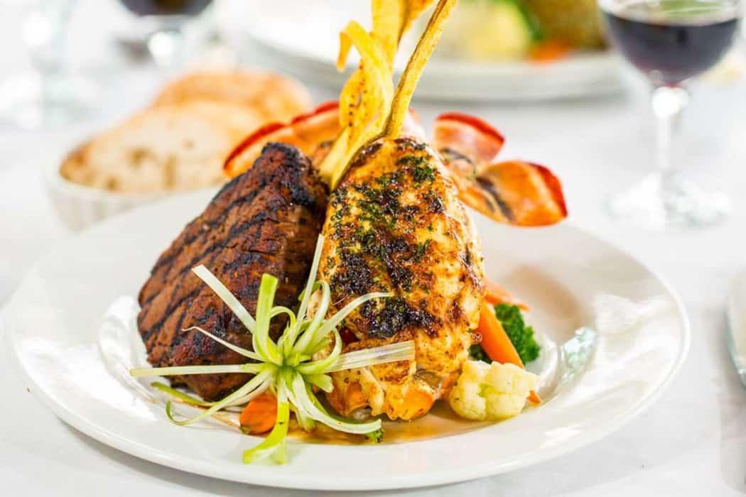 Abaco Beach Resort Signature Dish