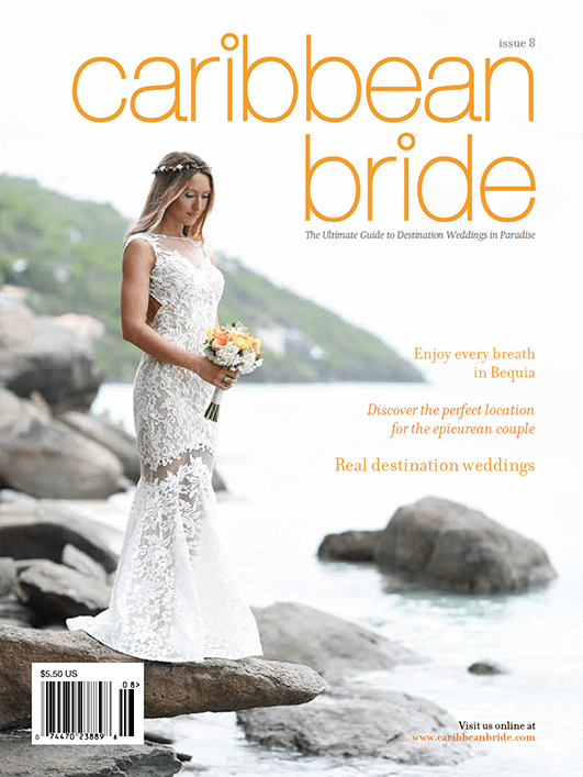 Caribbean Bride Issue 8 Cover