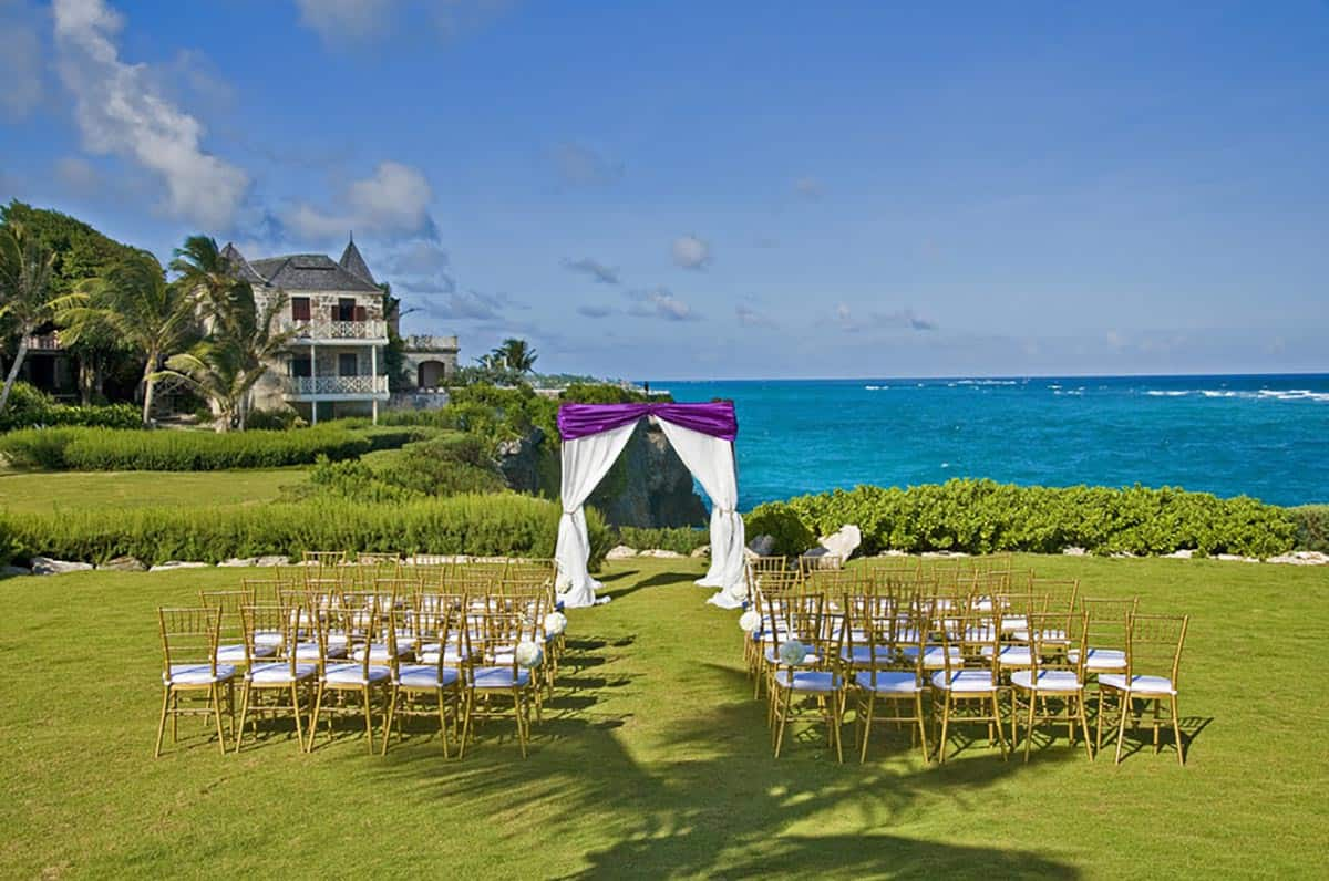 The Crane Resort in Barbados