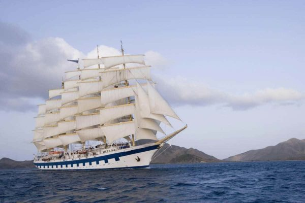 tall ship cruise