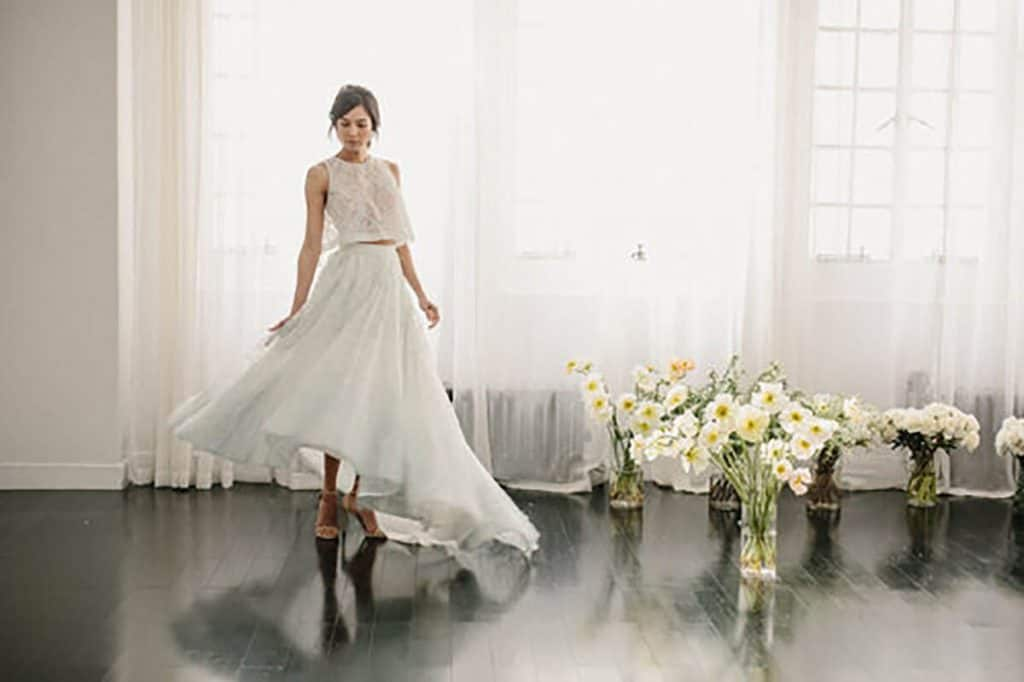 Alexandra Grecco Destination Wedding Gown