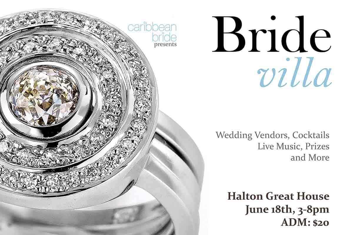 Bride Villa show in Barbados