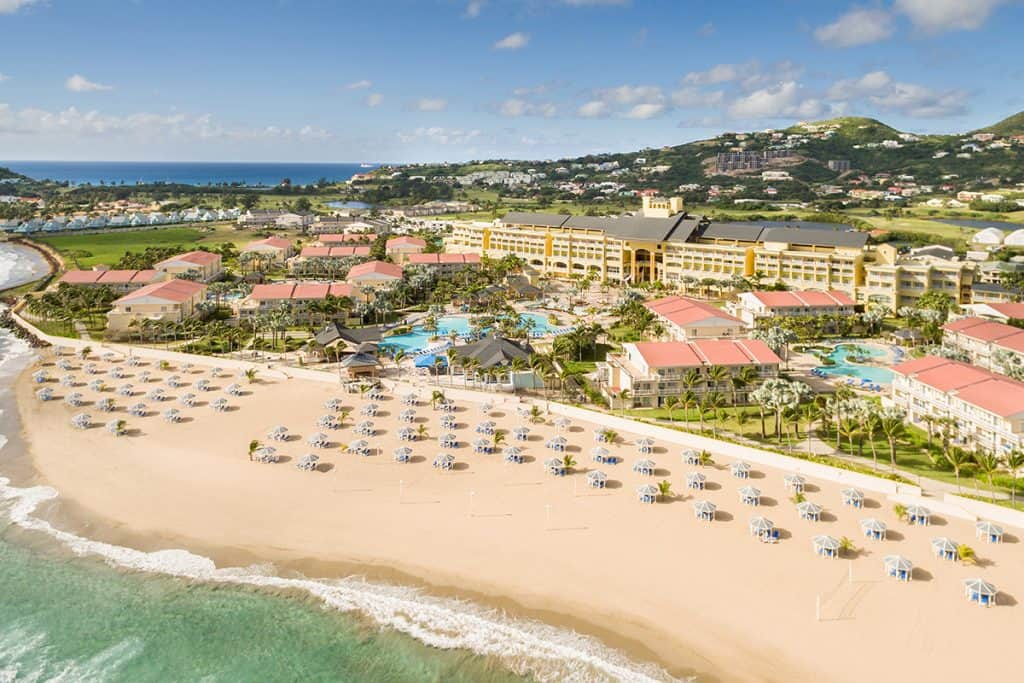 St Kitts Marriott_Aerial