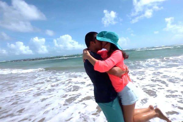 Nevis romance video