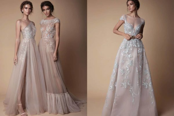 Berta bridesmaids dresses for your destination wedding