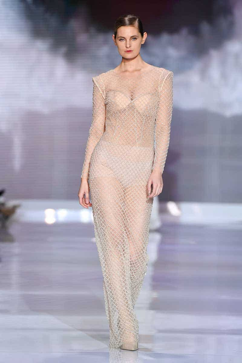 The latest bridal collection from Di Carlo Couture.