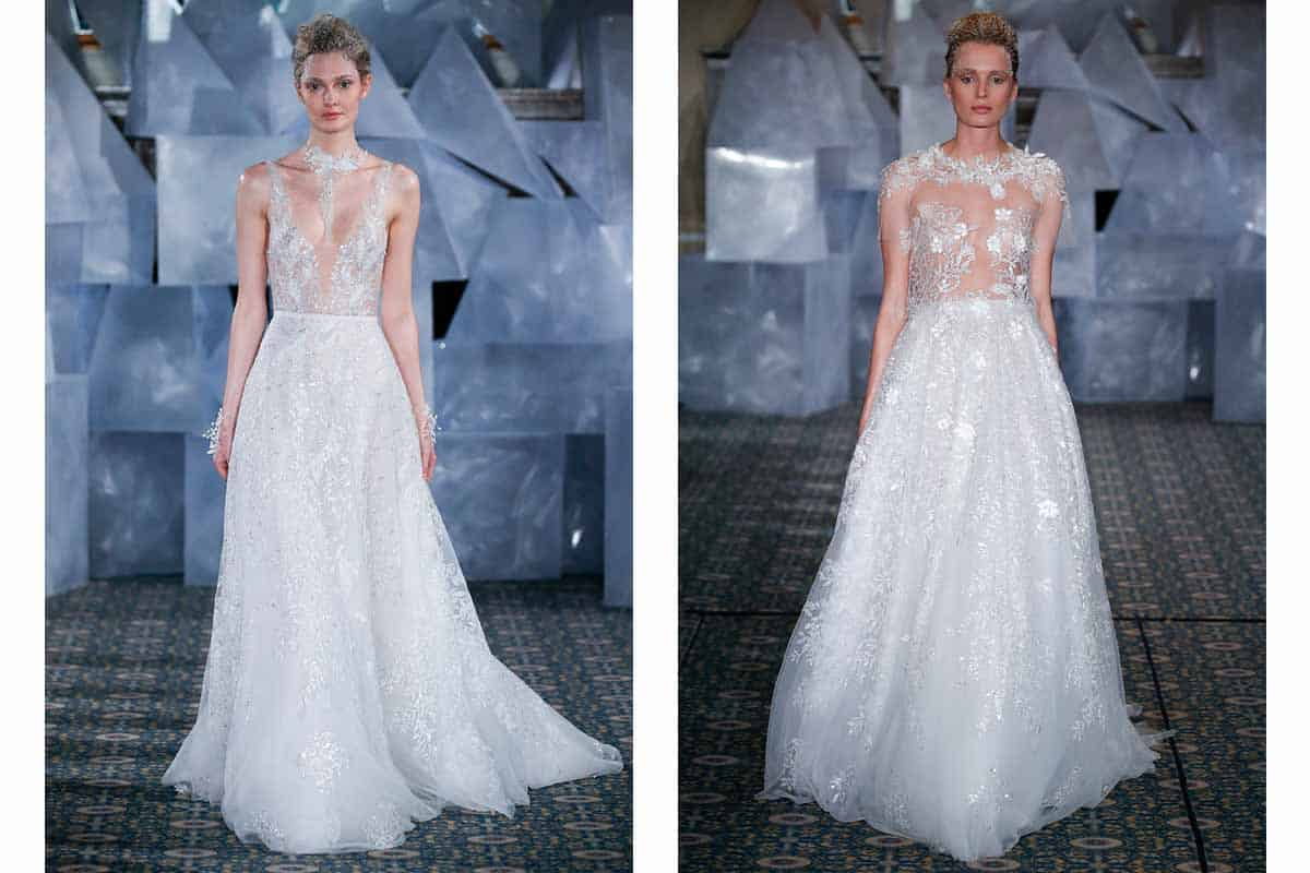 Mira Zwillinger Spring 2019 bridal collection