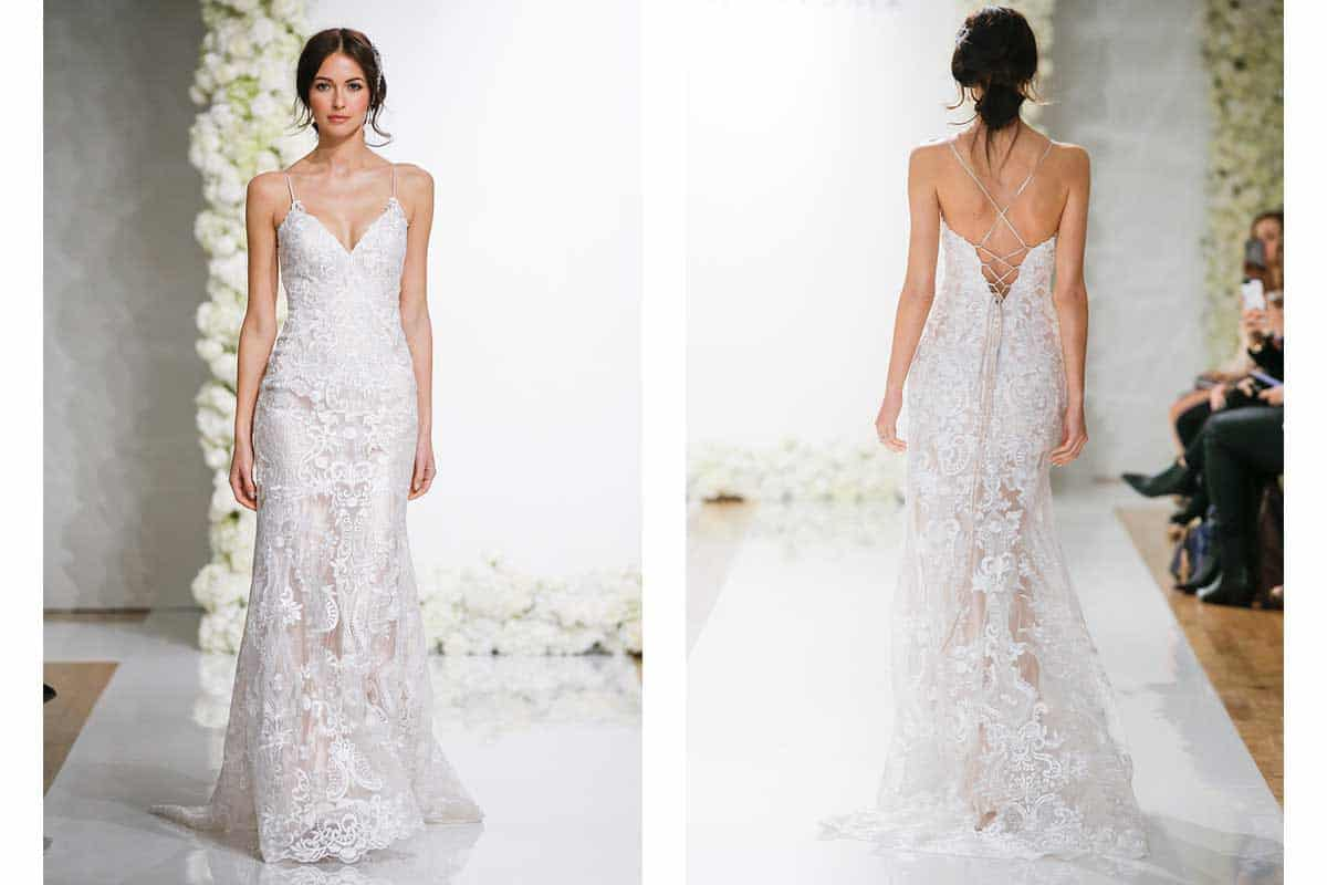 Morilee by Madeline Gardner Spring 2019 bridal collection at New York Bridal Fashion Week