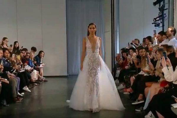 Berta Bridal fashion show