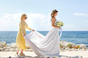The new Karen Bussen Wedding Collection at Palladium Hotels