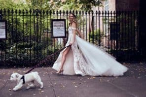Ines Di Santo Launches New Bridal Collection